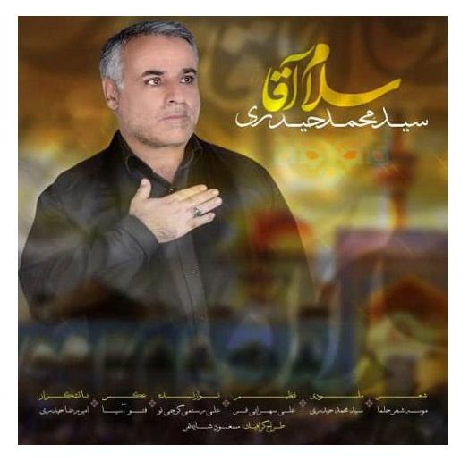 دانلود مداحی سلام آقا از سید محمد حیدری